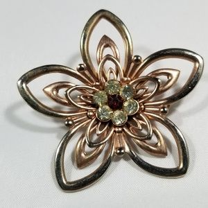 Vintage custom jewelry brooches pin